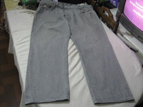Pantalon Jeans Levi Strauss Talla W44 L32 Modelo 501 Impecab