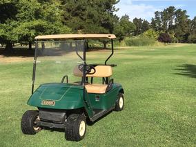 Carro De Golf Eléctrico E-z-go Txt
