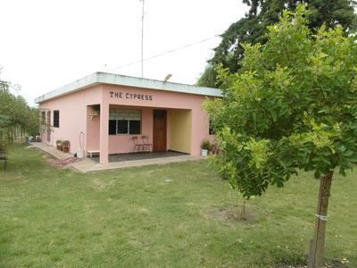 Preciosa Casa De Campo, Parque Arbolado, 3 Has.