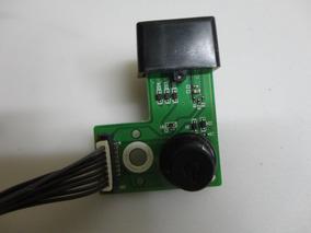 Teclado Função Botão Sensor Samsung Un40h5100ag Bn41-02885a