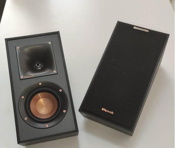 Klipsch R-41sa ( Par) Dolby Atmos Surround Pronta Entrega