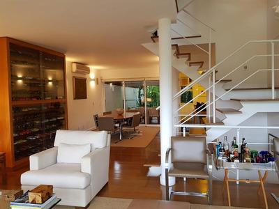 Casa Duplex Com 4 Suites E Lazer Em Condomínio Fechado - Ca0278