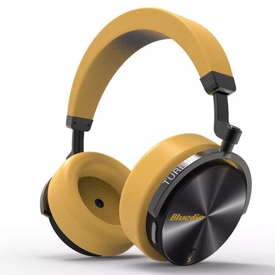 Fone De Ouvido Bluedio T5-s Turbine Bluetooth Original