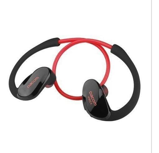 Fone Dacom Nfc Fone Ouvido Esporte Atleta Bluetooth 4.1 Earpiece Concentre-se No Seu Exercício E Mova-se Corra