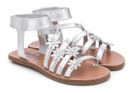 Sandalias Para Niñas Modelo Lil Nicolina - Importadas