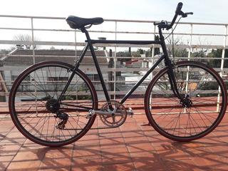 Bicicleta Fixie Rodado 28 Escucho Ofertas