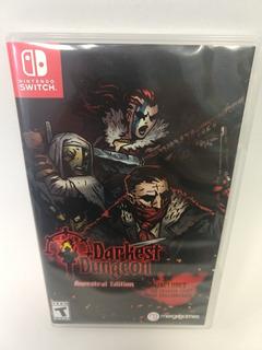 Darkest Dungeon Nintendo Switch Ancestral Edition Juegazo!!!