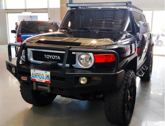 Toyota Fj Cruiser 4x4 Sport Wagon