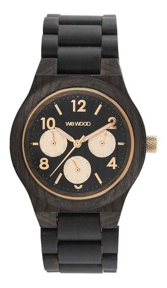 Relógio, Wewood, Kyra Black Rose