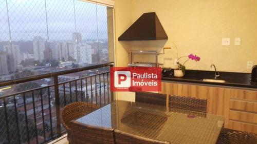Apartamento À Venda, 83 M² Por R$ 845.000,00 - Vila Mascote - São Paulo/sp - Ap29936
