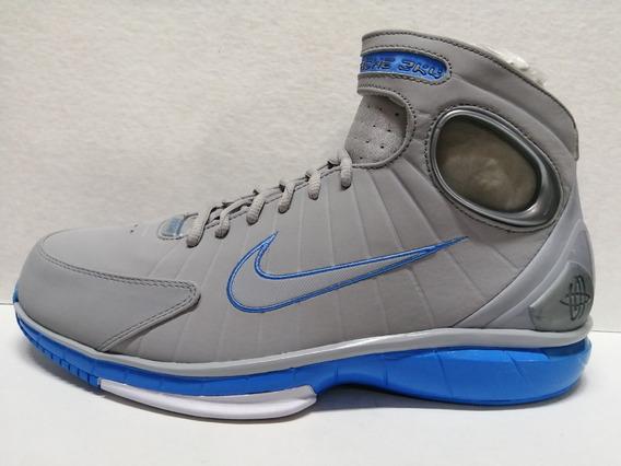 Tenis De Basquetbol Nike Air Zoom Huarache 2k4 Originales.