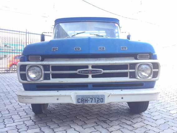 Ford F100 Twin I Beam Super Conservada Mecanica Original