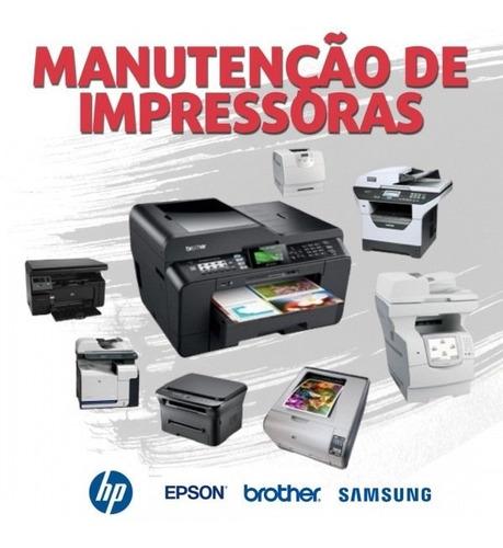 Serviço Manuntenção De Impressoras
