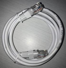 10 Cabos De Rede - Patch Cord 1,2mts - Tp-link - Branco