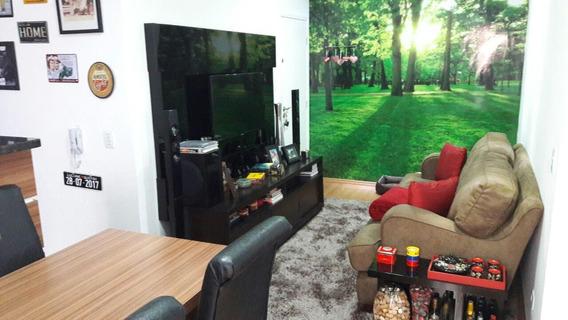 Apartamento Com 2 Dormitórios À Venda, 52 M² Por R$ 185.000,00 - Jardim Guadalajara - Sorocaba/sp - Ap6172