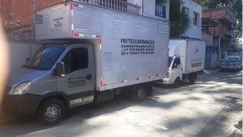 Transportes E Mudança Para Todo O Brasil