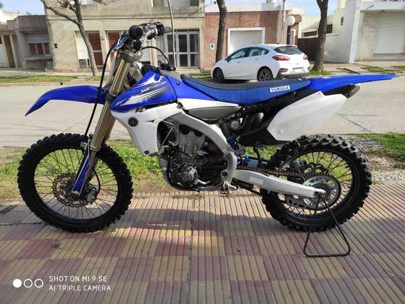 Yamaha Yzf 450 2012 Impecable Estado