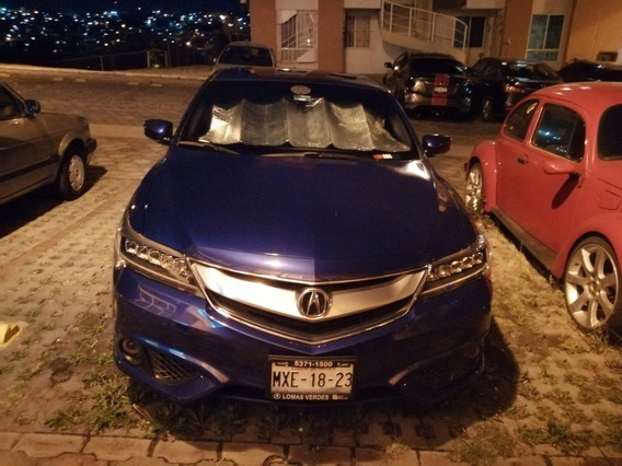 Acura Ilx 2.4 A-spec At 2016