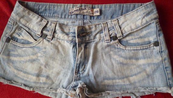Short Tabatha Pantalon Corto Jean T26