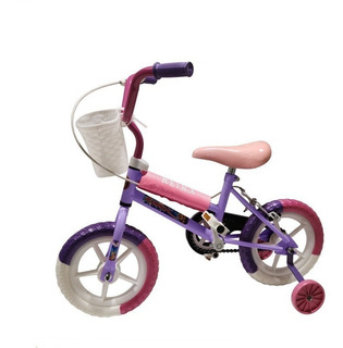 Bicicleta Zambito Reina R12 Nena Rueda Maciza