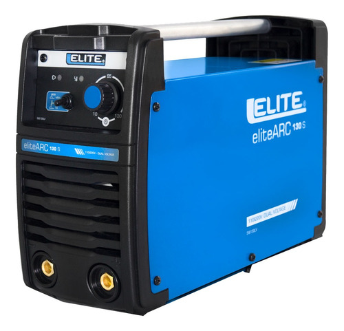 Imagen 1 de 1 de Soldadora Portatil Inversora Elite Arc 130s 110v Electrica