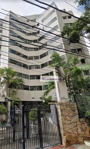 Cobertura Com 3 Dormitórios À Venda, 110 M² - Jardim Parque Morumbi - São Paulo/sp - Co0119