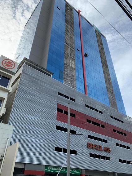 Oficina En Alquiler En Obarrio Brazil 405 20-6411 Hel**