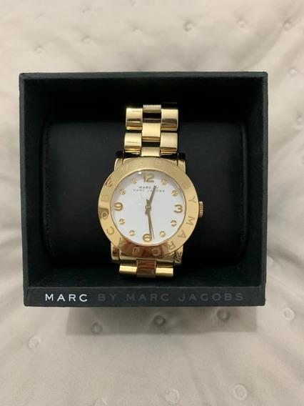 Relógio Marc By Marc Jacobs Dourado
