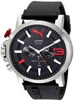 Relógio Puma Pu103981001 Ultrasize 50 S