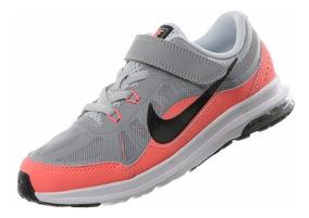 Tenis Nike Air Max Dynasty 2 Pvs, Gris/rosa, 100% Originales