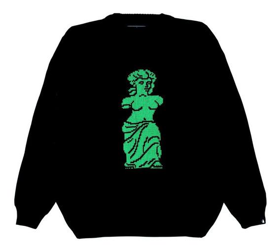 Venus De Jalea Sweater Simpsons Oficial Hombre Y Mujer Tifn