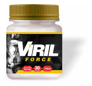Viril Force, Ejaculação Precoce, Ereções Longas, Impotencia.