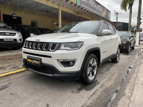 Jeep-compass Limited 2.0 Flex.