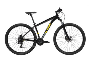 Bicicleta Caloi Explorer Sport 24v Tamanho M17 Preto