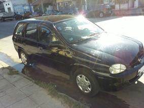 Chevrolet Corsa Wagon 2007 Gnc