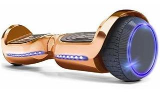 Xtremepowerus 6.5 Hoverboard Auto-balance De La Vespa De Lu