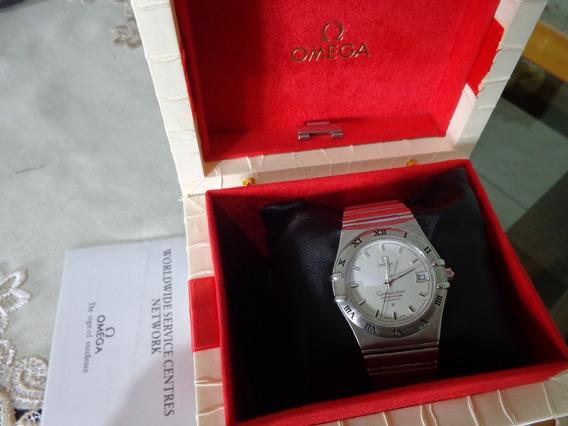 Relógio Omega Constellation Chronometer Automático - Ano 1999 - Oferta De Final De Semana 5.999 P/3.850 Última Oport.