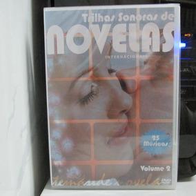 Dvd Trilhas Sonoras De Novelas Internacionais Vol 2