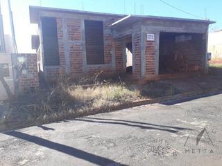 Casa Para Venda Em Martinópolis, O Pioneiro, 3 Dormitórios, 2 Suítes, 3 Banheiros, 2 Vagas - Da-1029