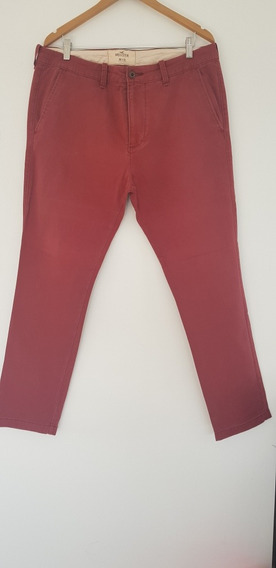 Pantalon Hollister 36 X 32 Impecable!!