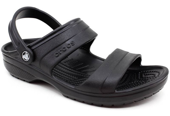 Sandália Masculina Crocs Classic Original Preto