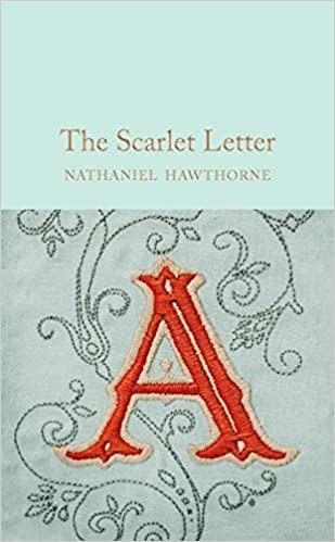 The Scarlet Letter Nathaniel Hawthorn