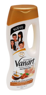 Shampoo Vanart Nutrición 750 Ml