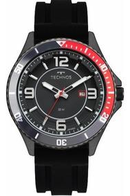 Relógio Technos Masculino Esportivo Preto 2115msi/8p - 2019