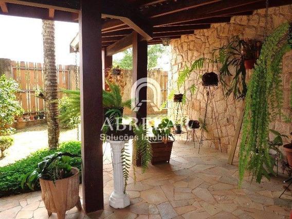 Casa À Venda Em Parque Sao Quirino - Ca003830