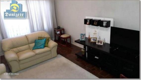 Sobrado Com 4 Dormitórios À Venda, 260 M² Por R$ 960.000 - Vila Curuçá - Santo André/sp - So0258