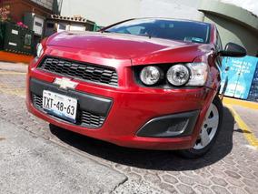 Chevrolet Sonic 2013 Ls Mt A/a Autos Puebla