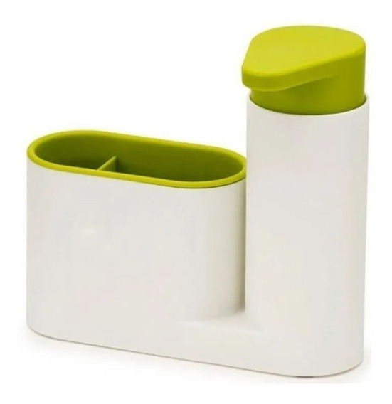 Organizador Cocina Bacha Esponja Dispenser Detergente