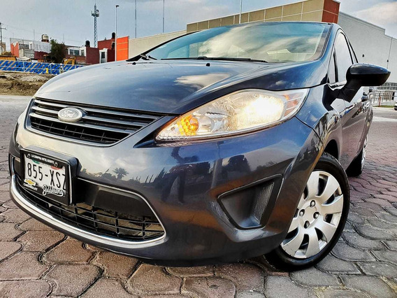 Ford Fiesta 1.6 Se Sedan At 2011