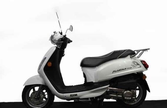 Sym Fiddle Ii 150 S 0km Scooter Uno Motos 0km Fab 2020